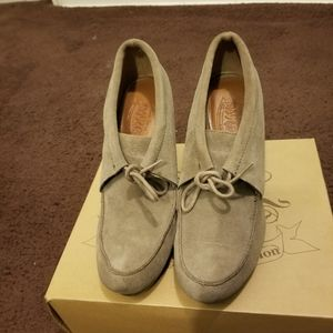 Beautiful Suede Shoes